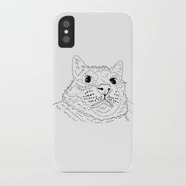 Eros iPhone Case