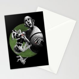 Queen - News of The World Stationery Cards