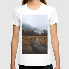 Misty Yosemite Trails T-shirt