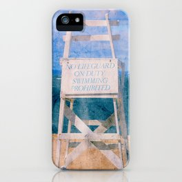 Life's a Beach iPhone Case