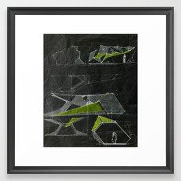 Concept art ez2 Framed Art Print