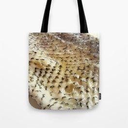 Fish Skin Tote Bag