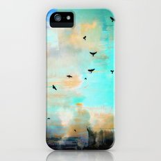 Abstract painting Slim Case iPhone SE