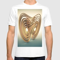 Wimol Banlue White MEDIUM Mens Fitted Tee