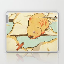 Sky Diving Laptop & iPad Skin