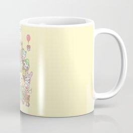 Animal Crossing (yellow) Coffee Mug