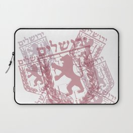 Jerusalem Lion Laptop Sleeve