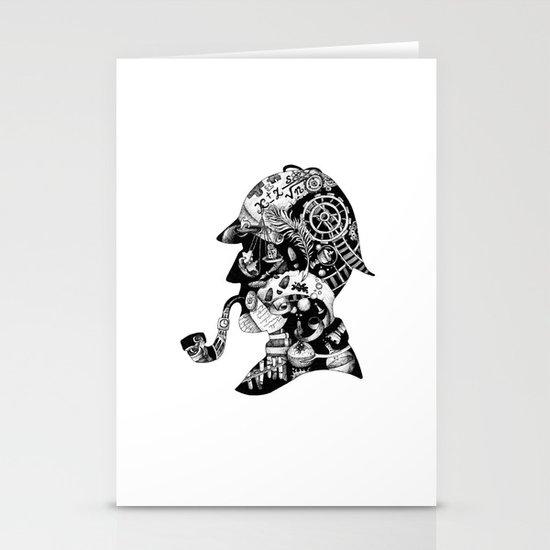 Mr. Holmes Stationery Cards