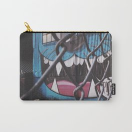Meow Graffiti Carry-All Pouch
