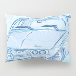 Corvair Pillow Sham