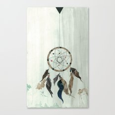 Dream Catcher Reservations Canvas Print