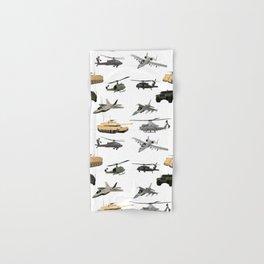 American Military Pattern Hand & Bath Towel