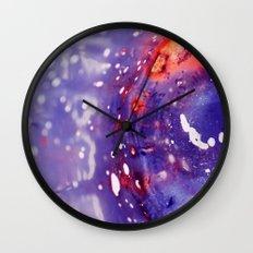 Fantasy Space Wall Clock