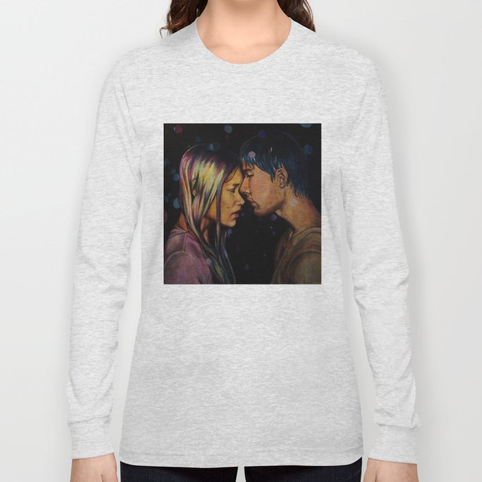 The End Only Lasts Forever (Watch the video of me making it!!!!  See description) Long Sleeve T-shirt