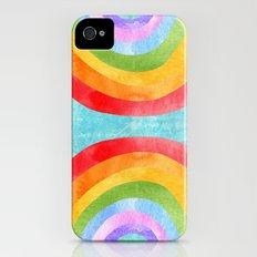 rainbow iPhone (4, 4s) Slim Case