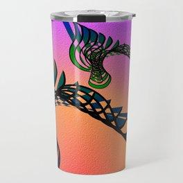 Abstract15 Travel Mug