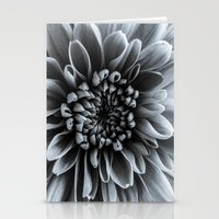 shabby chic Stationery Cards featuring Shabby Chic Flower by Dawn OConnor