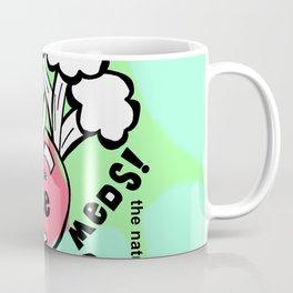 Toss the Meds by Rosalie - Zine Page Coffee Mug