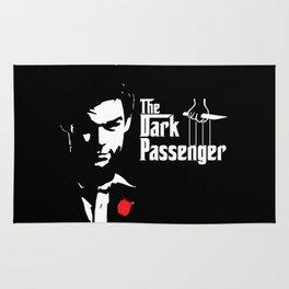 The Dark Passenger Rug