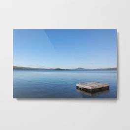 Rangeley, Maine  Metal Print