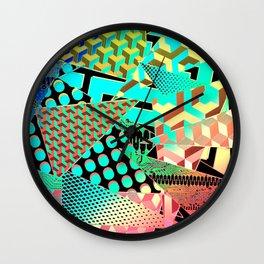 AM Wall Clock