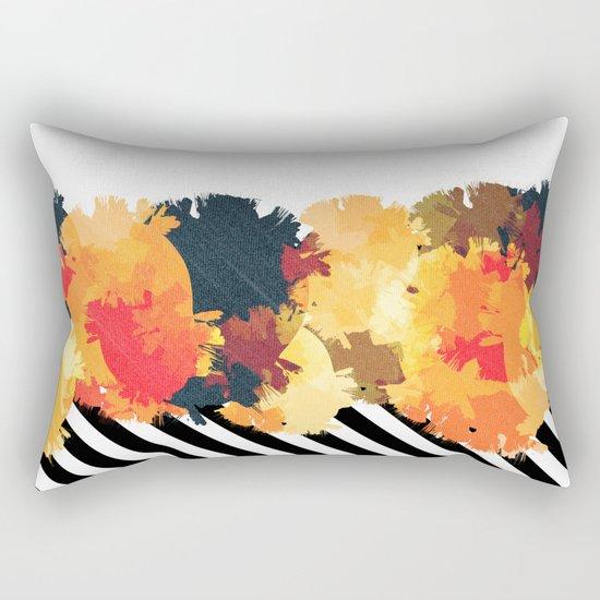 The Fall Patterns #3  Rectangular Pillow