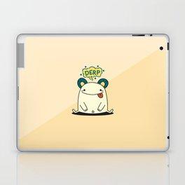 Derp Derp Laptop & iPad Skin