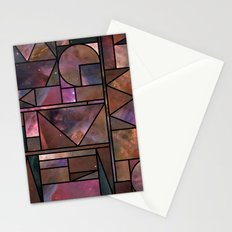 Kaku Nebula Stationery Cards