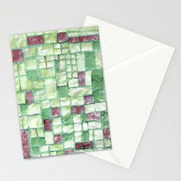 In the Mirror of Modernity Stationery Cards