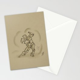 Art of Dancing Stationery Cards