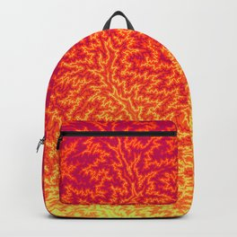 Fractal Gradient FIRE Backpack