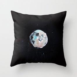 UP1403 (Moon) Throw Pillow