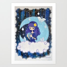 Be Careful What You Wish For Art Print