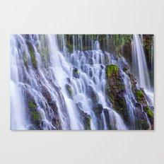 Burney Falls Canvas Print