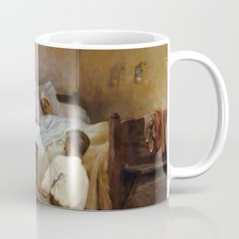 Gaston La Touche The First Born Coffee Mug