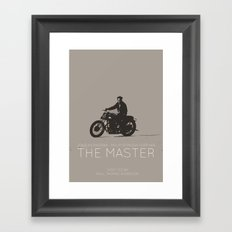 The Master Framed Art Print