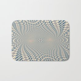 A bit of psychedelic play Bath Mat
