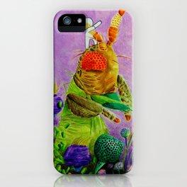 STELLARVIRUS iPhone Case