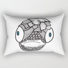 Fishguy Rectangular Pillow