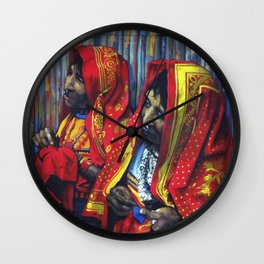 kuna Wall Clock