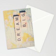 dream big ... Stationery Cards