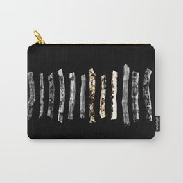 Sticks, No Stones — Icons & Relics. Carry-All Pouch