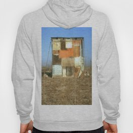 Double Exposure with Rauschenberg in Mind, 2007 Hoody