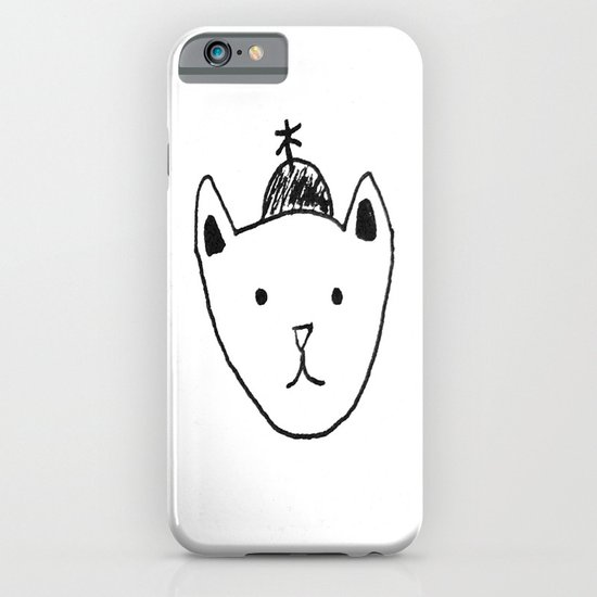 Being Fancy in a Hat iPhone & iPod Case
