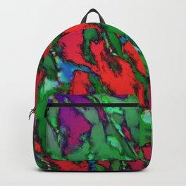 The sliding glass Backpack
