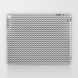 Chevron Grey Laptop & iPad Skin