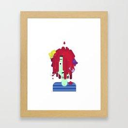 Maturity Framed Art Print