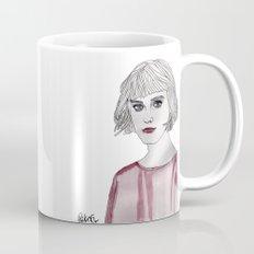 Pastel Girl 3 Mug