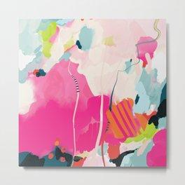pink sky II Metal Print