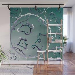 Deep sea cells Wall Mural